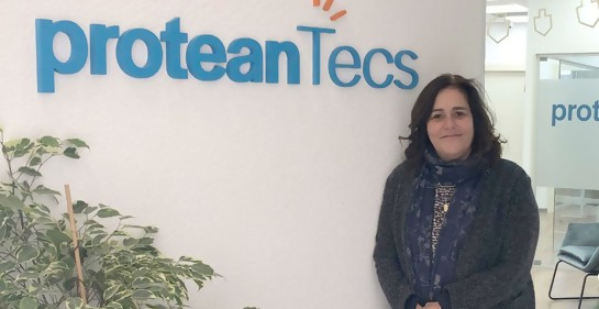 "La uruguaya Evelyn Landman, parte de la ""Start-up Nation"""