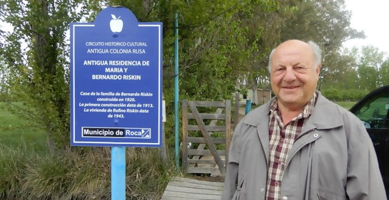 Historia judía en la Patagonia - Parte 1