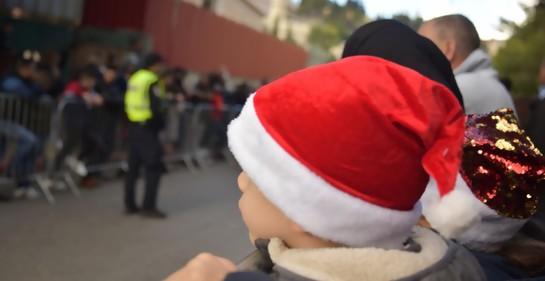 Estos son los Cristianos de Israel-Navidad 2018