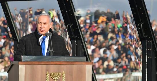 Netanyahu recalca que Israel seguirá actuando contra Irán en Siria