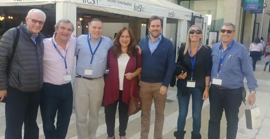 Legisladores de los tres principales partidos uruguayos, analizan su reciente visita a Israel