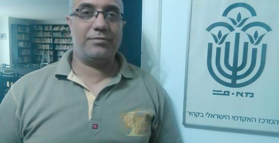 Este debe ser el egipcio que más conoce a Israel