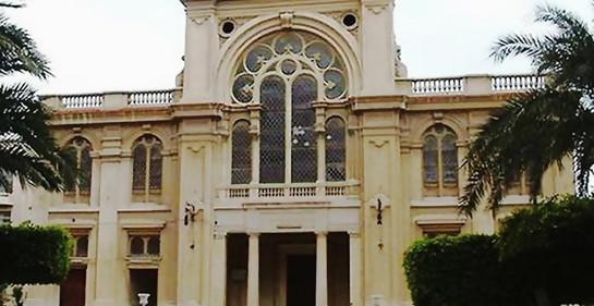 sinagota Egipto Alejandria