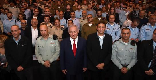 "Netanyahu: ""Erdogan es un dictador antisemita"""