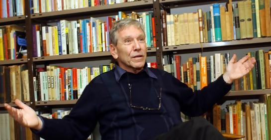 Falleció el escritor israelí Amos Oz