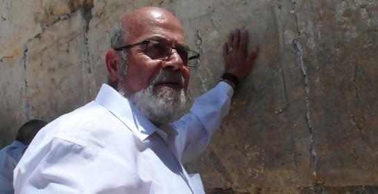 Un recordatorio emotivo, al hablarse de Jerusalem…