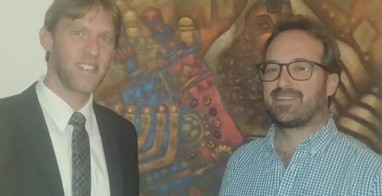 Uniendo fuerzas en pro de la Comunidad Judía de Quito