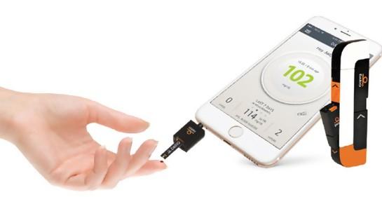 Novedoso dispositivo de bolsillo ayuda a manejar la diabetes