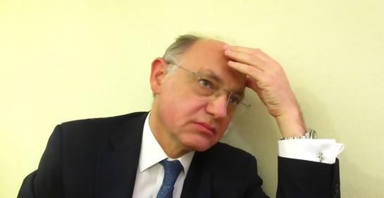 Ante la muerte del ex Canciller argentino Héctor Timerman