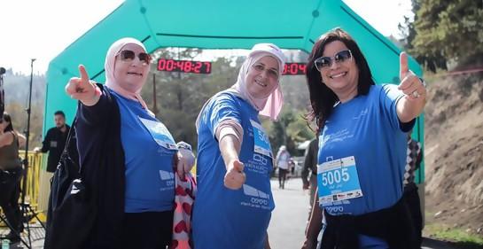 Corriendo juntos- un proyecto de convivencia