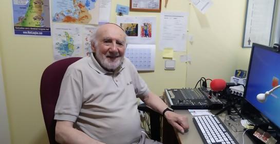 Los jóvenes 95 años de Walter Bingham, historia viviente