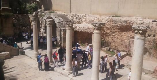 Jerusalem, no sólo argumentos políticos sino históricos.