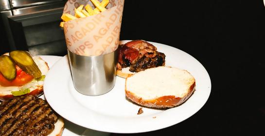 ¿Dónde está el bacon de mi hamburguesa?  Tendencia kosher en Israel