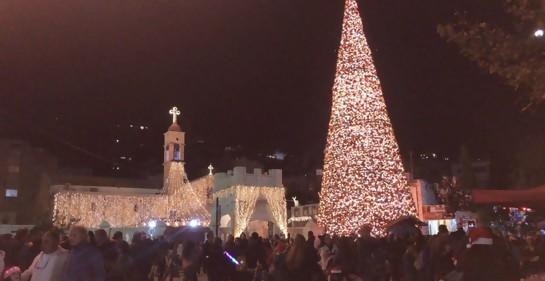 Cristianos israelíes airados por afrentas musulmanas en Navidad