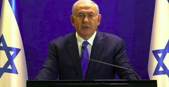 """El anuncio """"dramático"""" anunciado por Netanyahu era sobre las investigaciones"""