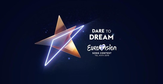 Revelan el singular logo oficial de Eurovision 2019