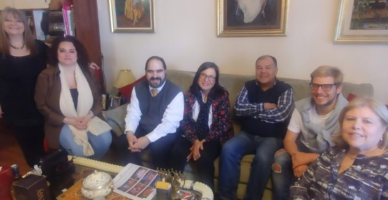 Una singularidad uruguaya: los miembros no judíos del Centro Recordatorio del Holocausto