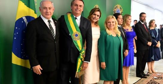 Una nueva era en las relaciones entre Israel y Brasil