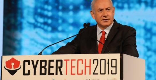 El Primer Ministro Netanyahu en la Conferencia Cybertech