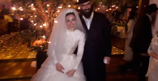 Mi primera boda jasídica