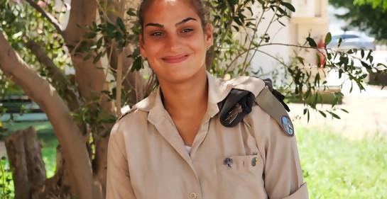 Bat- El Lizmi, una joven soldado muy especial