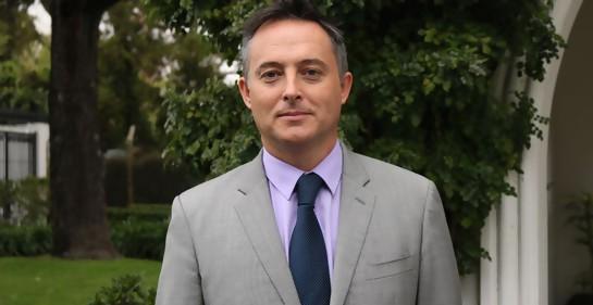 Los descubrimientos del Embajador de Gran Bretaña en Uruguay Ian Duddy