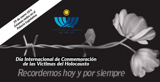 Todos presentes el 29 de enero a las 10h en el Palacio Legislativo