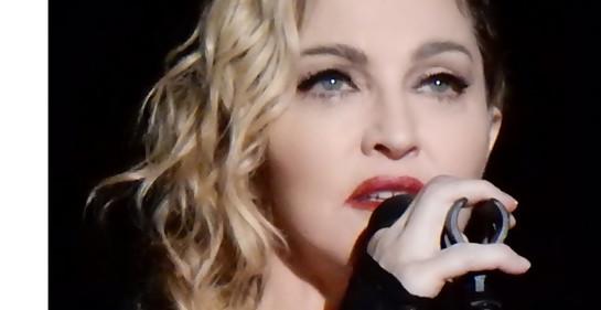 Madonna tal vez en  Eurovisión 2019 en Tel Aviv