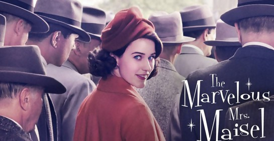 The marvelous  Mrs Meisel