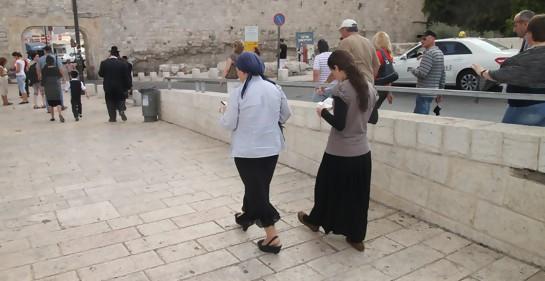 La revolución de las mujeres ortodoxas