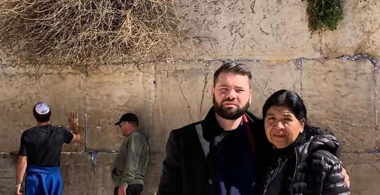 El ejemplo de Margarita Barrientos y el aprendizaje en Israel