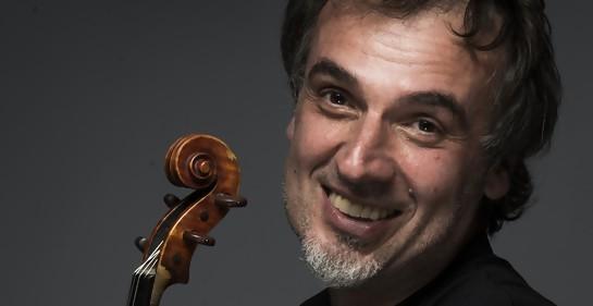 Elias  Gurevich: primer violinista del  Colón
