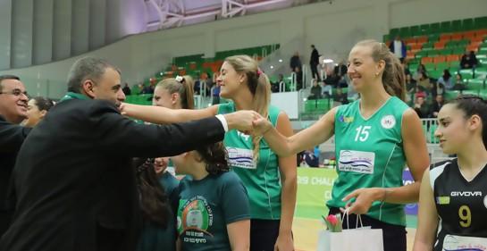 Florencia Aguirre, campeona uruguaya en Israel