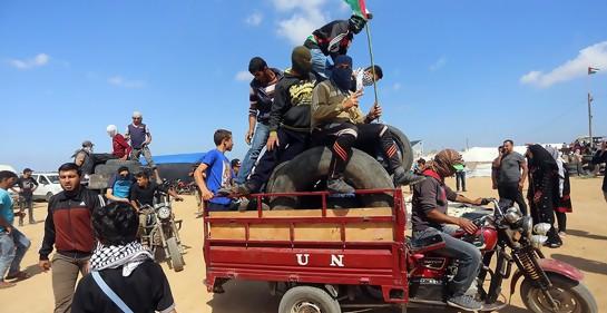 Crímenes de guerra de Hamas y la Jihad contra niños y mujeres