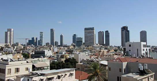 Refugios en los edificios en Israel