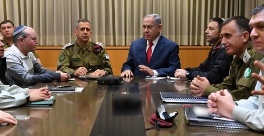 Israel: Hamas fue el autor de los disparos a Tel Aviv