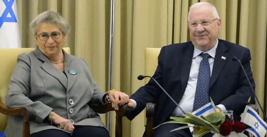 La Primera Dama de Israel acaba de pasar trasplante de pulmón
