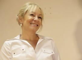 Carolina Cosse, precandidata a la Presidencia de la República por el Frente Amplio, en entrevista especial.
