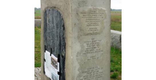 Discusión sobre posibles exhumaciones en lugar del progrom de Jewadne