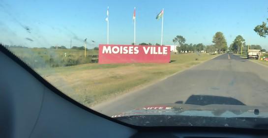 Mi viaje a Moises Ville