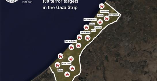 La prensa palestina informa que se logró una tregua entre Israel y Hamas