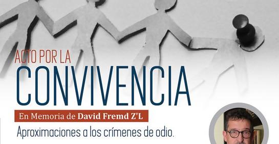 El escritor Fernando Butazzoni, orador central en el acto en memoria de David Fremd