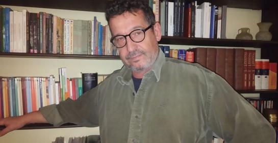 El escritor Fernando Butazzoni