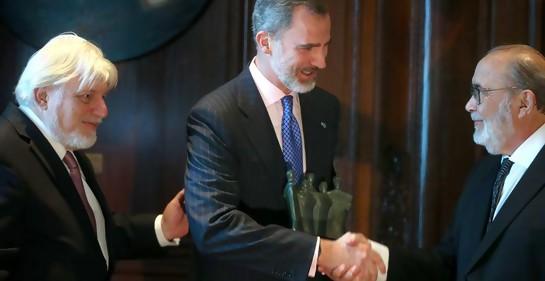 Premio Shalom al Rey de España Felipe VI