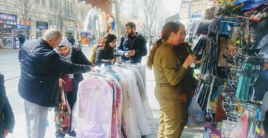 Vean algo de la calle israelí en Purim, que comienza este miércoles