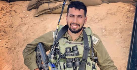 Teniente Jabar Eyada, musulmán oficial en ejército israelí