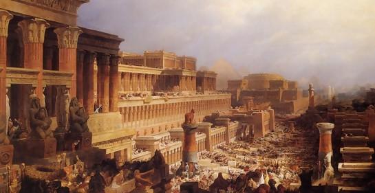 ¿Es verdad el relato de la salida del pueblo de Israel de Egipto? Por Joshua Kullock