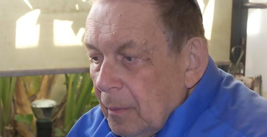 yona Baumel padre del soldado desaparecido Zejaria