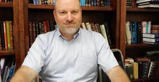 El Rabino Pinjas Ben Mordejai Halevi, de Israel a Montevideo y Monterrey