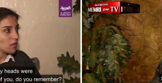 Entrevista a Mustafa ex niño de ISIS, en Al-Arabiya